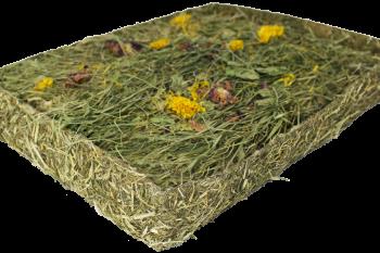 Kräuterwiese mit Blüten 750g