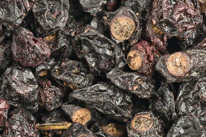 schwarze Johannisbeeren 50g