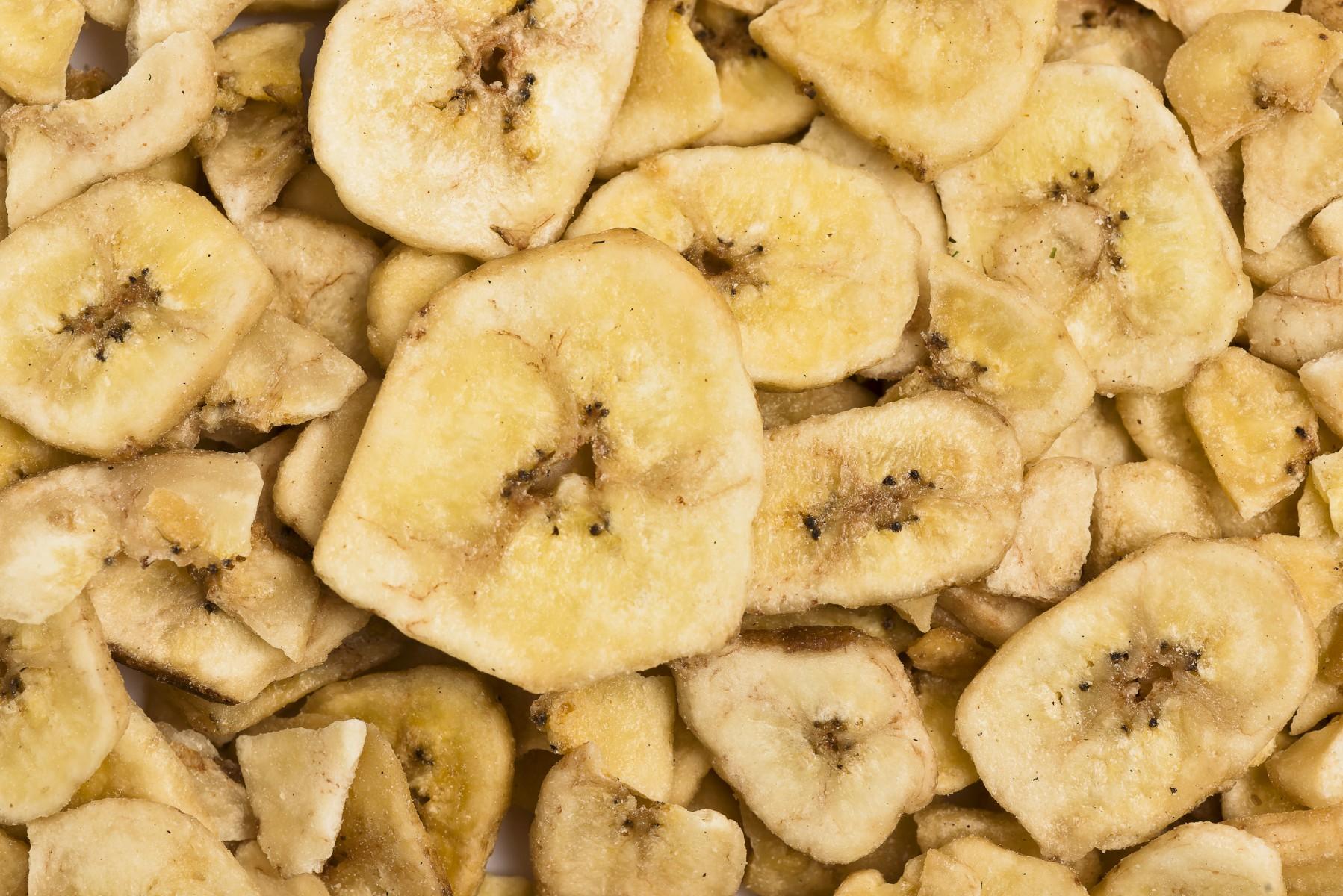 Etwas Neues genug Bananen 100g- &TO_35